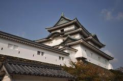 和歌山城堡 库存照片