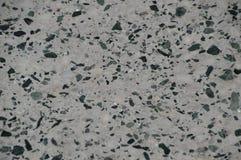 黑和灰色石马赛克背景 免版税库存图片