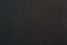 黑和灰色织品纹理背景 免版税库存图片