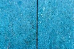 黑和蓝色木纹理 免版税库存照片