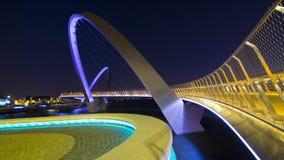 和谐桥梁  免版税库存图片