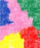 和谐颜色摘要 图库摄影