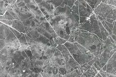 黑和黑暗的大理石纹理通过射击了与白色深刻成脉络 库存照片