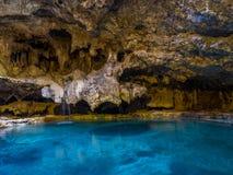 洞和水池全国古迹 库存照片