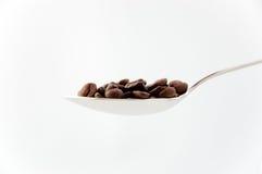 咖啡一匙 免版税图库摄影