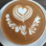 咖啡上等咖啡杯子 库存图片