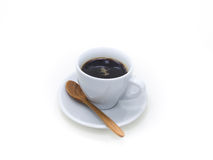 咖啡为早晨 库存照片