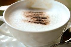咖啡休息下午 免版税库存图片