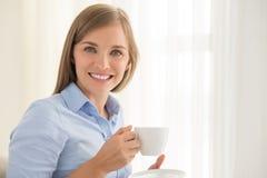 咖啡休息 免版税库存照片