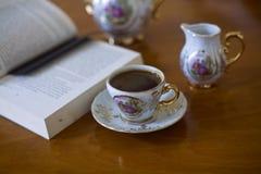 咖啡传统土耳其 免版税库存照片