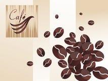 咖啡具向量 图库摄影