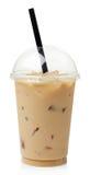 咖啡冰了 库存图片