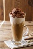 咖啡冰了 免版税库存图片