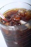 咖啡冰了 免版税图库摄影