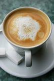 咖啡嗡嗡声 免版税库存图片
