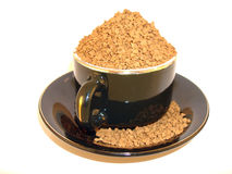咖啡因药剂过量 免版税图库摄影