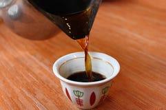 咖啡土耳其 免版税库存图片