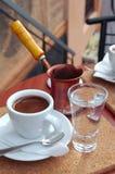 咖啡土耳其 免版税库存照片