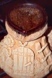 咖啡在图尔库 库存照片