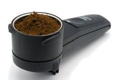 咖啡壶零件 库存照片