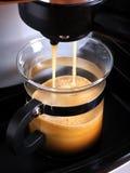 咖啡壶 免版税库存图片