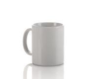 咖啡复制杯子空间 库存图片