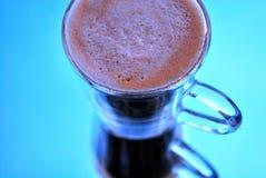 咖啡寒冷 免版税库存照片