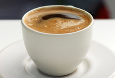 咖啡希腊 库存照片