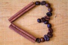 咖啡意思号 免版税库存图片