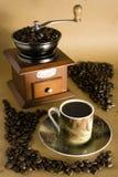 咖啡文化 库存图片