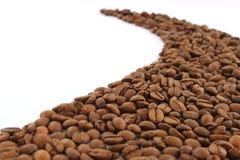 咖啡方式 免版税库存照片