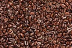 咖啡无缝的纹理 免版税库存照片
