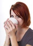 咖啡早晨 库存照片
