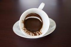 咖啡时运 库存图片