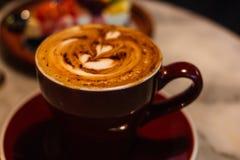 咖啡时间早晨 库存照片