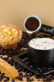 咖啡时间 免版税库存图片