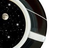 咖啡晚上 免版税图库摄影