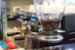 咖啡机器 免版税图库摄影