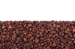 咖啡条纹 图库摄影