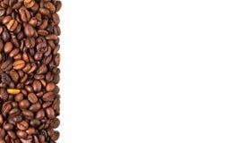 咖啡条纹 免版税库存照片