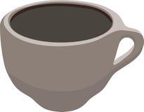 咖啡杯子 图库摄影