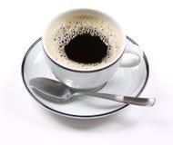 咖啡杯浓咖啡 免版税图库摄影