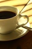 咖啡杯阳光B 免版税库存图片