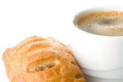 咖啡杯饼 库存图片