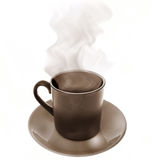 咖啡杯 库存照片