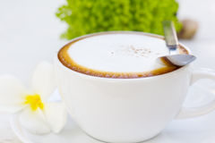 咖啡杯 图库摄影