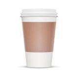 咖啡杯- XL 免版税图库摄影