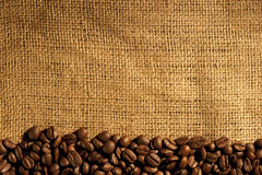 咖啡框架     图库摄影
