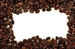 咖啡框架 免版税图库摄影
