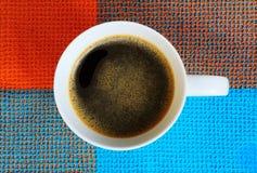 咖啡桌 免版税库存图片